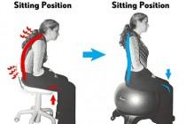 ergonomic seat