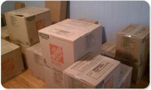 Moving your possessions 1