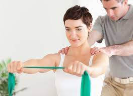 Physiotherapy is one of the top treatments 1