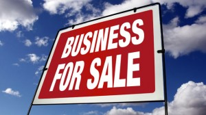 business sale signage