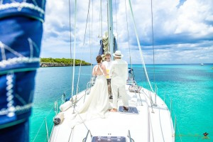 Yacht Charter wedding