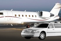 Air Plane and Limousine