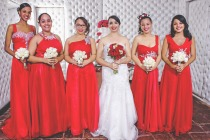 bride's entourage