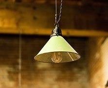 hanging bulb