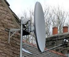 home satellite